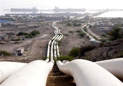 خط انتقال نفت خام خارگ