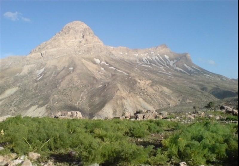 قله رنج سپیدان