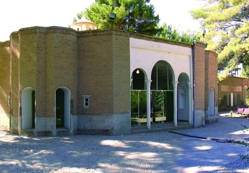 باغ و عمارت شوکت آباد بیرجند1