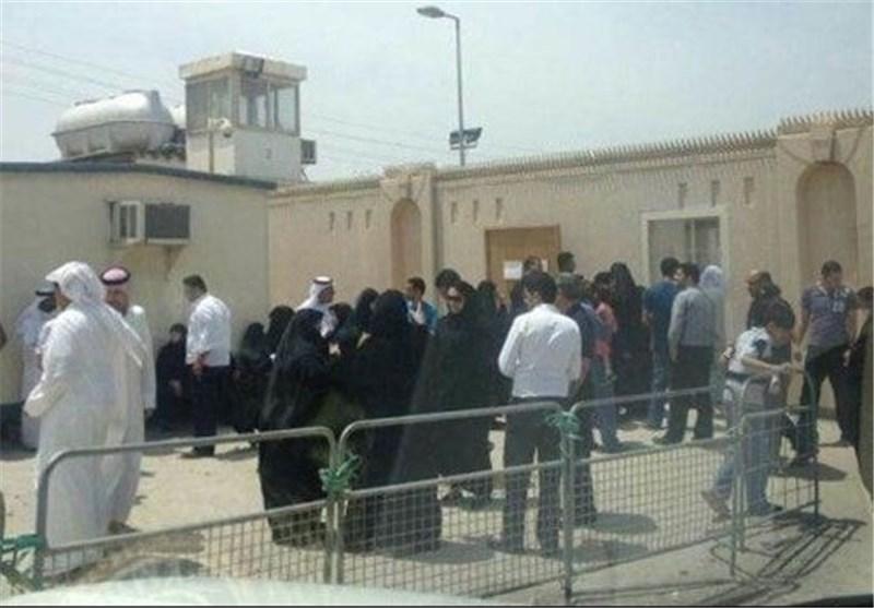سجناء الحوض الجاف یوجهون نداءاً للمنظمات الدولیة للالتفات إلى إضرابهم