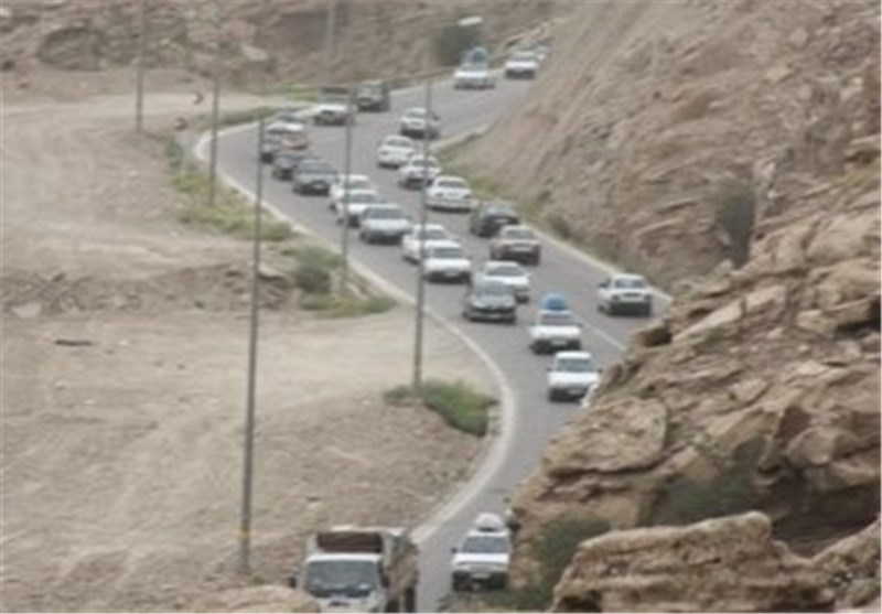 تردد بیش از 7 میلیون خودرو در جادههای استان اصفهان