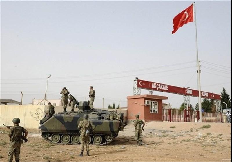 چرا سوریه بعد از چند روز علیه ورود ترکیه موضع گرفت؟ ,