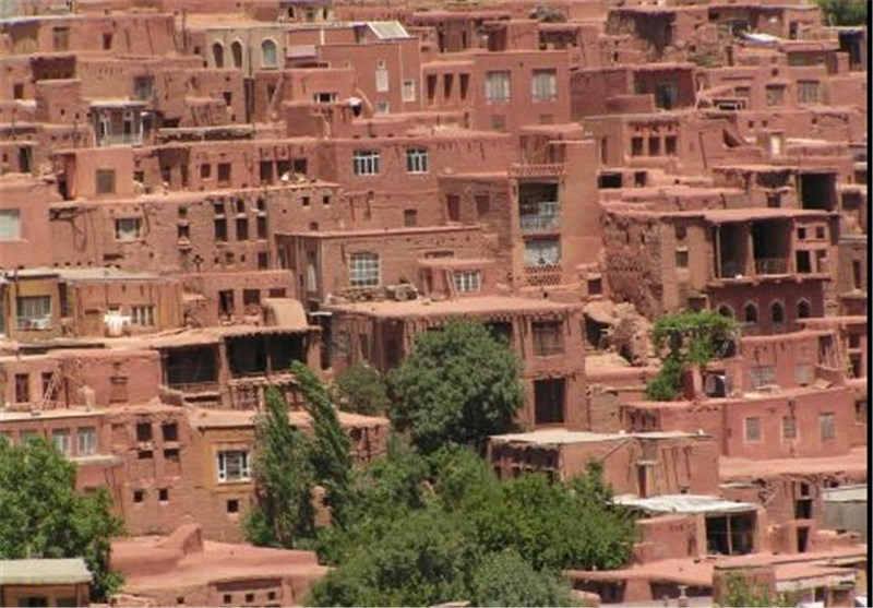 روستای ابیانه، یاقوت سرخ و گرانبهای تاریخ نطنز + تصاویر