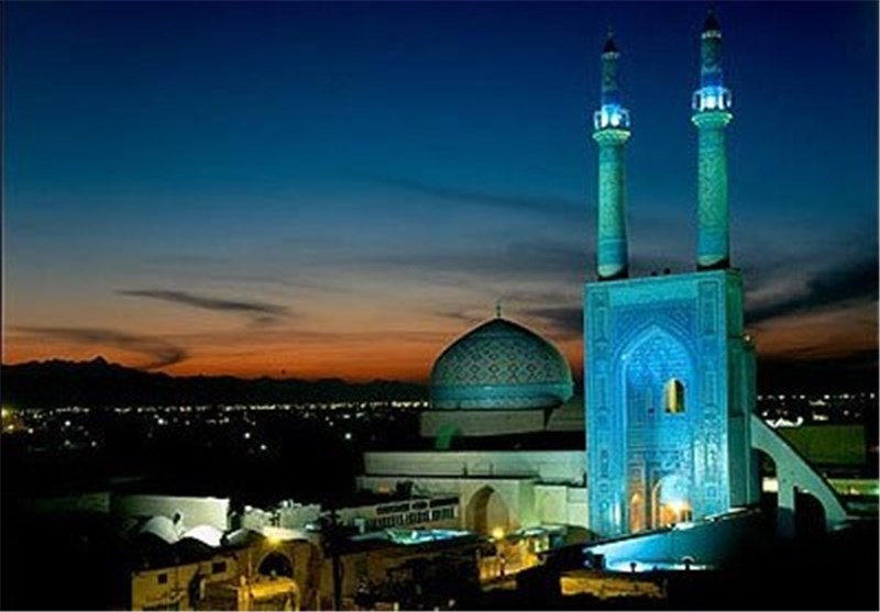 Yazd Grand Mosque: One of the Most Marvelous Historical Monuments in Iran