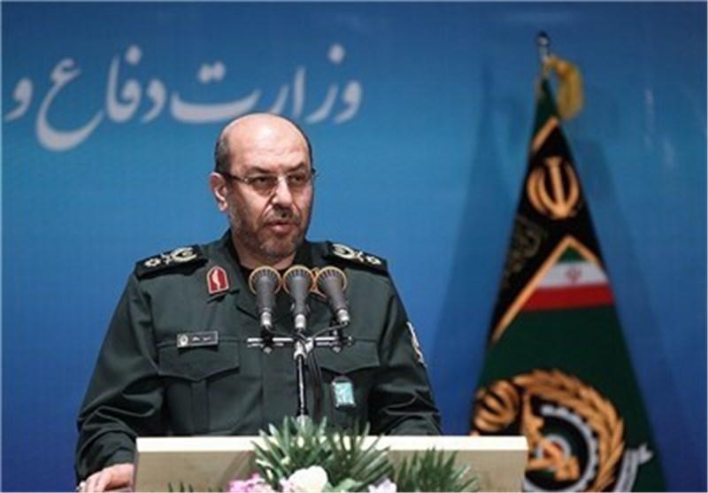 وزیر الدفاع : عداء الاستکبار لایران الاسلامیة عداء للهویة