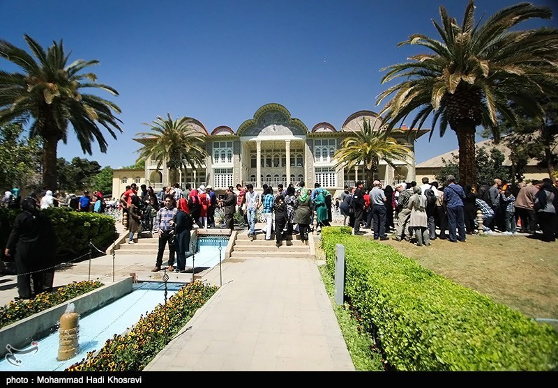Eram Garden Four Seasons Beauty of Shiraz - Tourism news