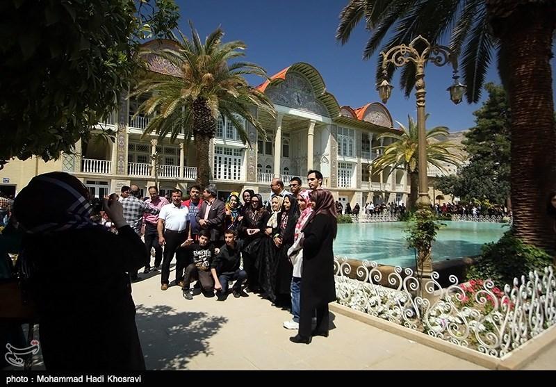 باغ ارم؛ ایرانی فن تعمیر کا شاہکار + ویڈیو اور تصاویر