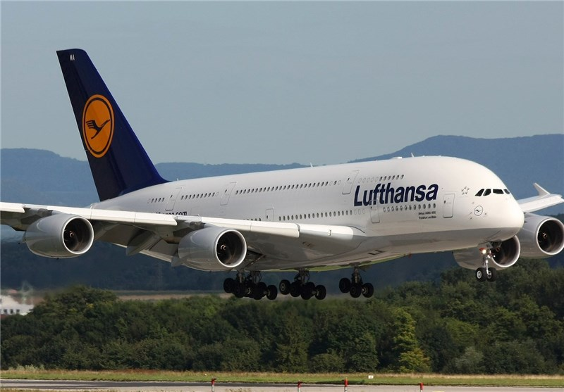 Germany's Lufthansa to Suspend Flights to Venezuela