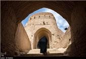 قلعة نارین.. إحدى المعالم التاریخیة فی محافظة اصفهان