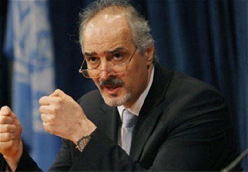 بشار الجعفری یتهم مجموعات مسلحة بالتخطیط لهجوم کیمیائی فی دمشق