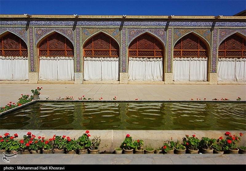 مسجد نصیر الملک 11