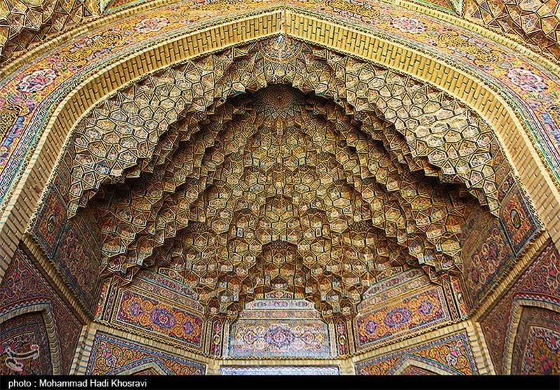مسجد نصیر الملک 13