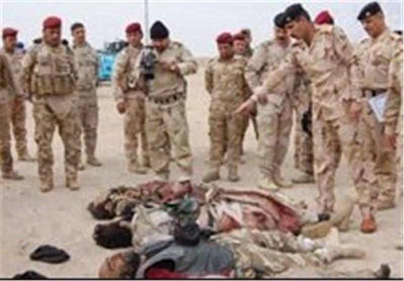 هلاک40 داعشیا فی هجوم فاشل على معسکر جنوب بغداد واعتداء على مطعم شعبی بقضاء الطوز