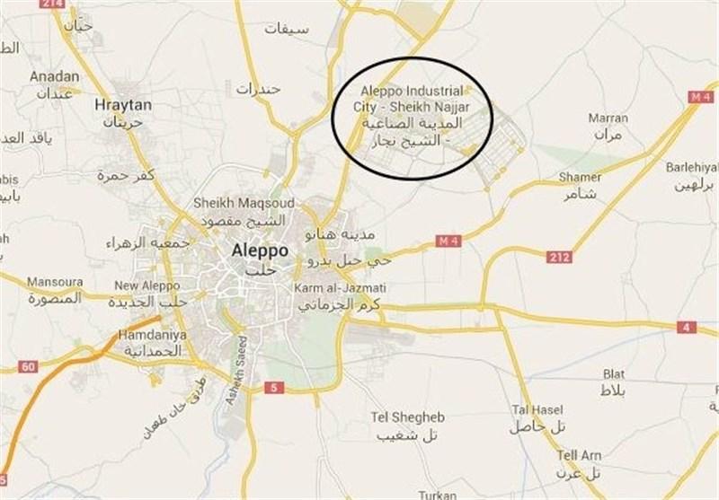 الجیش السوری یسیطر على ثکنة الدفاع الجوی فی الشیخ نجار شرق حلب بعد معارک طاحنة