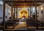 کلیسای مریم مقدس، نماد همزیستی ادیان اصفهانی در دوران صفوی + تصاویر