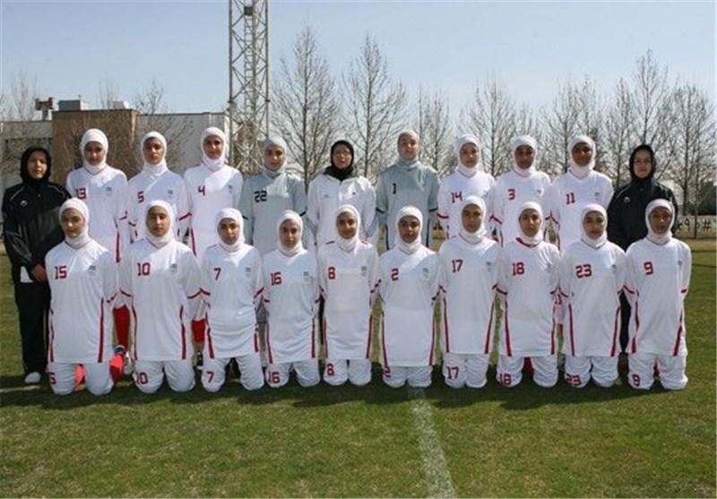 Iran Advances to 2015 AFC U-19 Women's Championship