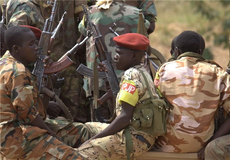 ارتش چاد 250 تروریست فراری از لیبی را به اسارت گرفت