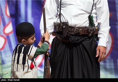 احتفال العشائر البختیاریة بعید نوروز