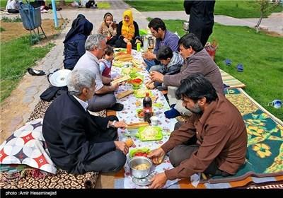 یوم الطبیعة فی ایران الاسلامیة