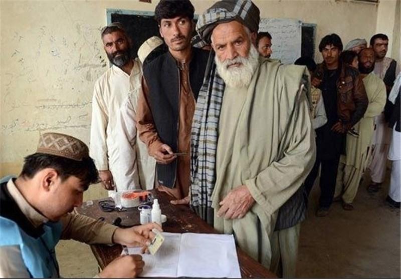 اصابات بتفجير بمركز اقتراع رئاسي جنوب شرق افغانستان