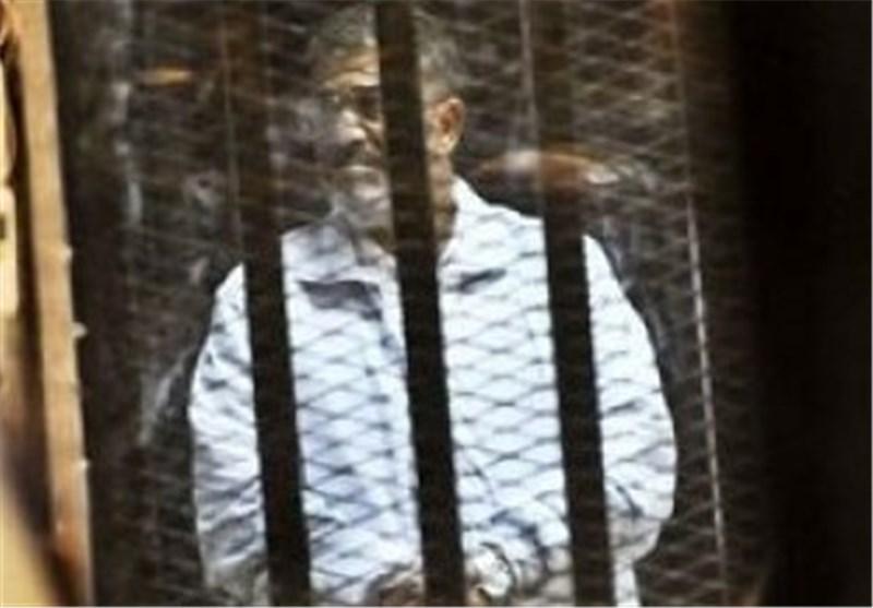 """رئيس المعزول """"محمد مرسي"""""""