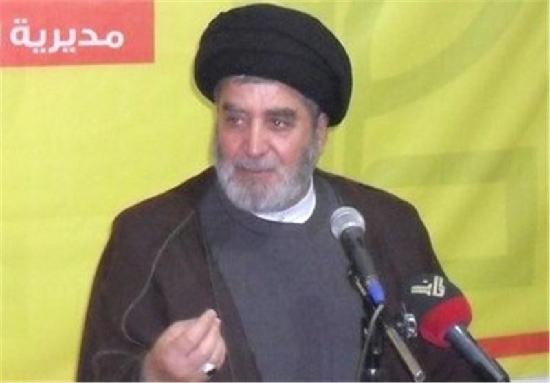 رئیس المجلس السیاسی فی حزب الله السید إبراهیم