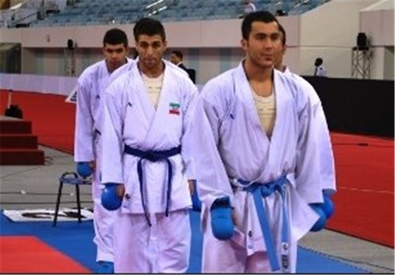 Mehdizadeh, Ganjzadeh Claim Two Gold Medals at Karate1 Premier League