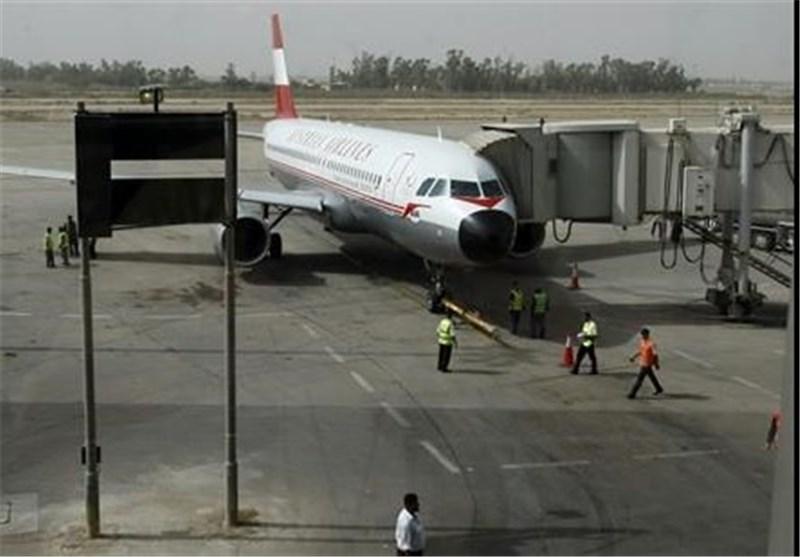 اصابت 2 راکت به اطراف فرودگاه بینالمللی بغداد