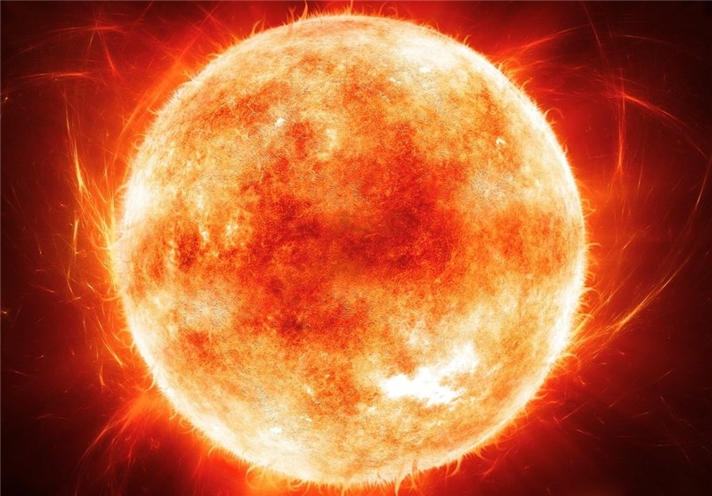 A First for Nasa's Iris: Observing A Gigantic Eruption of Solar Material