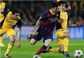 ما سر الرقم 5 فی مباراة برشلونة الیوم؟