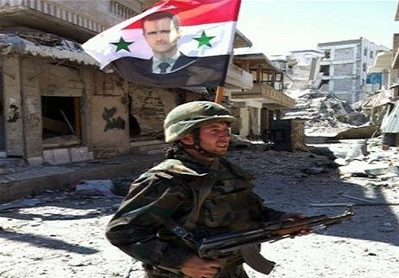 """الجیش السوری یحکم سیطرته على مرصد الرادار الستراتیجی ویتقدم فی """"رنکوس"""" بعد اقتحامها"""