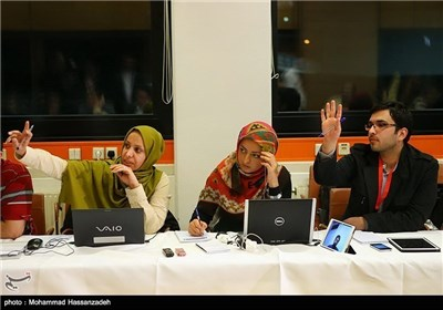 مؤتمر عراقجی الصحفی فی فیینا