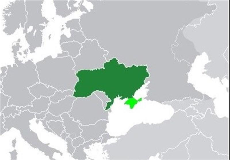 نقشه اوکراین