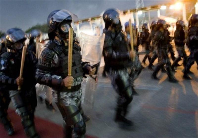 ناشطون اردنیون: الحکومة لم تأخذ رأی البرلمان فی إرسال الدرک إلى البحرین، وحراکها سلمی