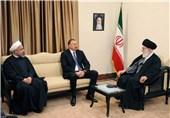 Leader Stresses Closer Ties between Iran, Azerbaijan
