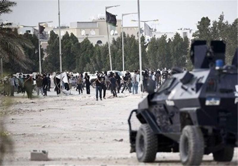 اعتقالات فی البحرین والنظام الخلیفی یقمع مسیرات تضامن مع المعتقلین