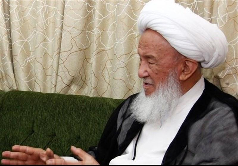 المرجع الدینی اسحاق الفیاض یفند مزاعم منسوبة لسماحته بشأن انتخاب المالکی