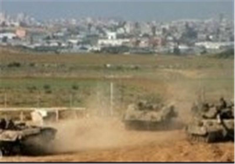 الاحتلال الصهیونی یواصل اعتداءاته على قطاع غزة