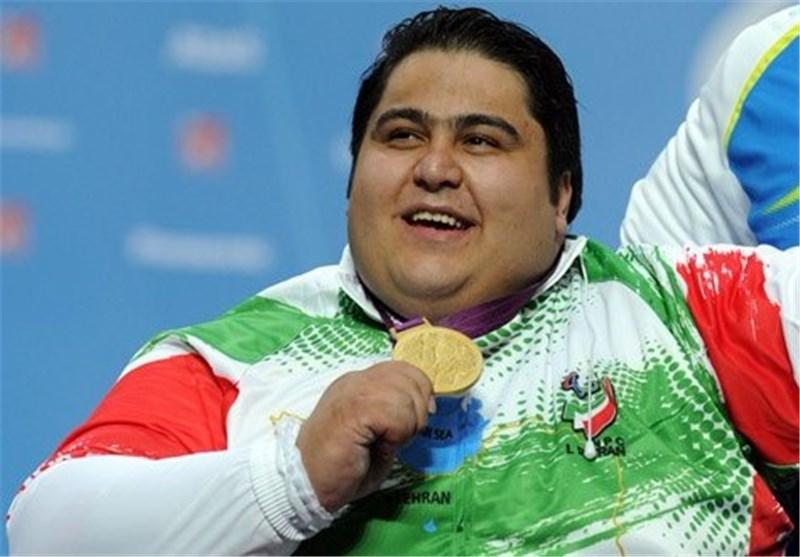 Siamand Rahman Claims IPC Powerlifting World Championship Gold
