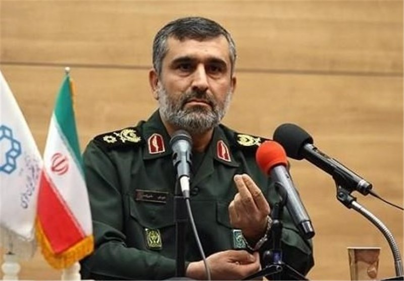 "Commander Vows Iran's ""Proportional Response"" to Threats"