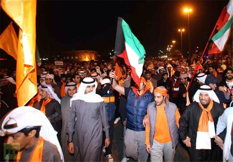 Kuwait Opposition Demands End to Corruption