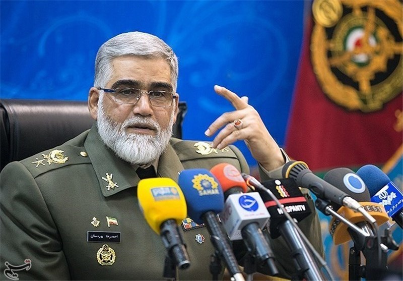 Iranian Commander Calls for End to Aggression on Yemen