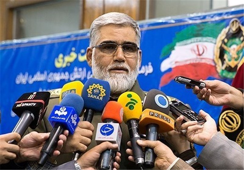 Iranian Commander: Research Key to Military Self-Sufficiency