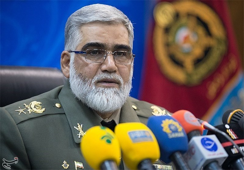 Commander Underscores Iran's Constant Watch on Regional, Trans-Regional Moves