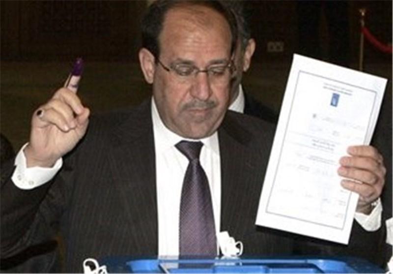 رئیس الوزراء العراقی یشارک فی الانتخابات البرلمانیة الثالثة