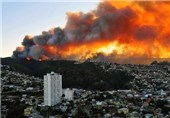 Chile Wildfires Death Toll Reaches 15