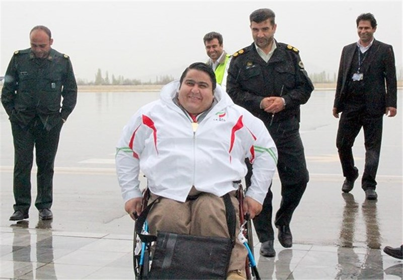 Siamand Rahman Named on Shortlist for IPC Athlete of Month Poll