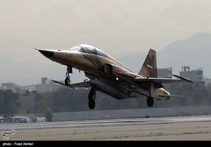 پایگاه هوایی بوشهر 9660 پرواز هوایی در جنگ 8 ساله انجام داد