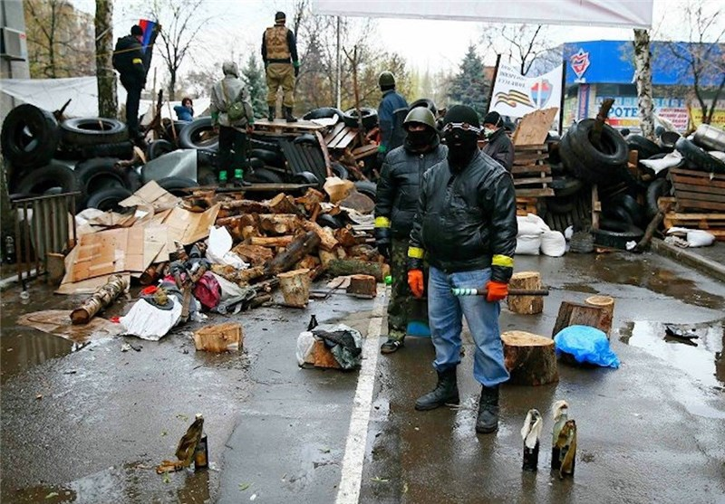 Five Reportedly Killed in East Ukraine Shooting