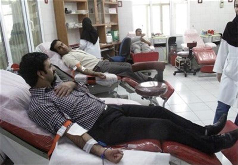 مراکز انتقال خون در شبهای قدر میزبان روزهداران اصفهانی است